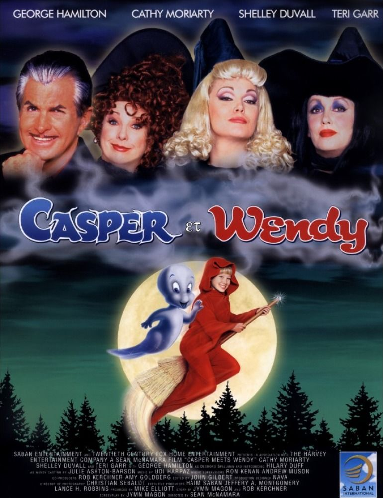 casper and wendy. casper et wendy and \