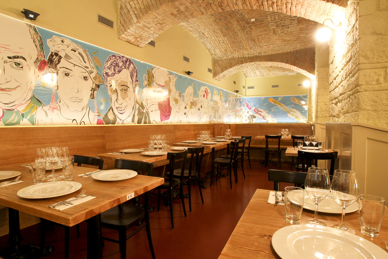 Prague commercial interior design news mindful design consulting - Brasserie La Gare Prague