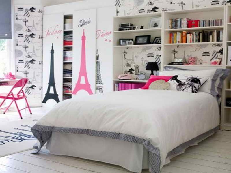 Whiteparisroomideas 800×600 Traveling Bedroom Rhpinterest: Cute Accessories For Teen Girls Bedroom At Home Improvement Advice