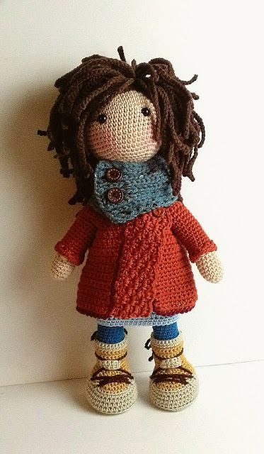 Aprendiendo ganchillo con amigurumis de CAROcreated, 3/3 ...