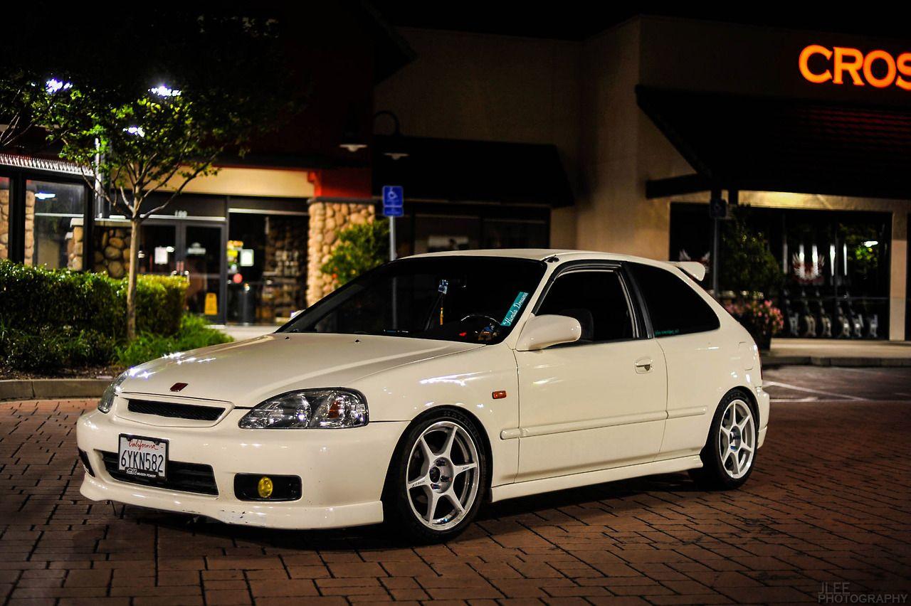 Modified Honda Civic 6G Hatchback | Tuning | Honda crx, Honda civic, Honda civic hatch