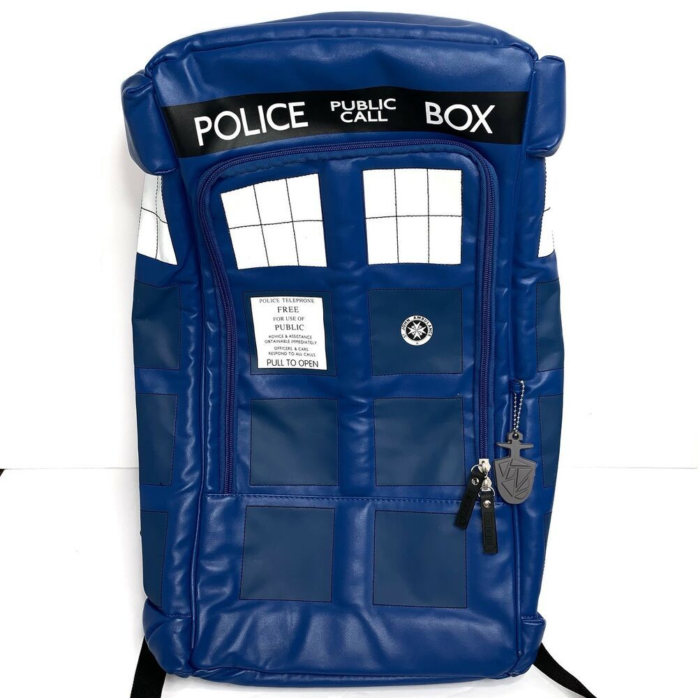 Details About Doctor Who Tardis Police Public Call Box
