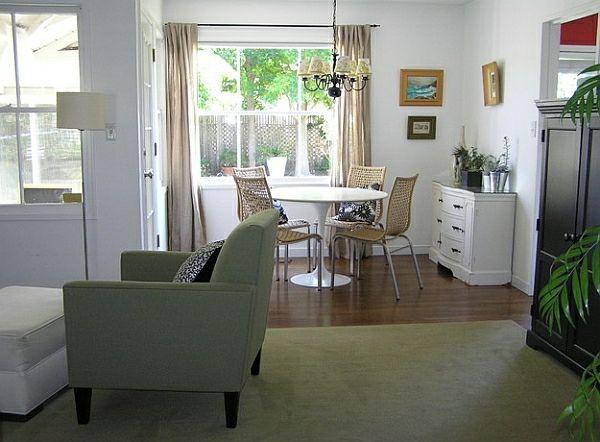 Kleine Esszimmer Und Räume Im Allgemeinen Sind Wesentlich Schwieriger Zu  Gestalten, Als Etwa Kompakte Schlaf  Oder... Einrichtungsideen Für Kleine  Esszimmer