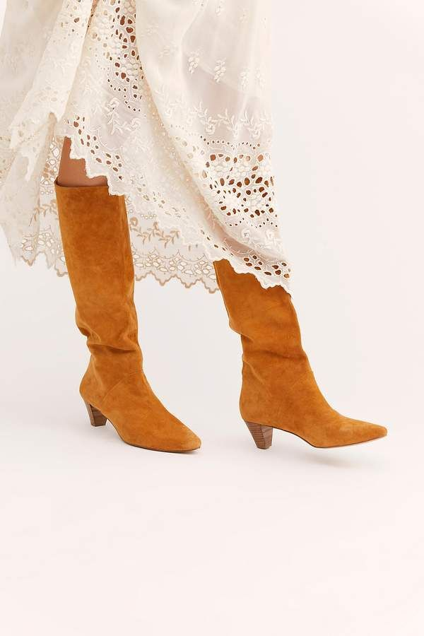 b005a95db03 Silent D Jaclyn Heel Boot in 2019 | Products | Boots, Heeled boots ...