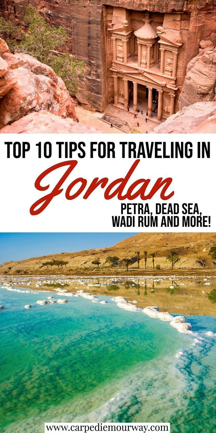 10 Jordan Travel Tips you NEED to Know Before Your First Visit | Carpe Diem OUR Way Travel