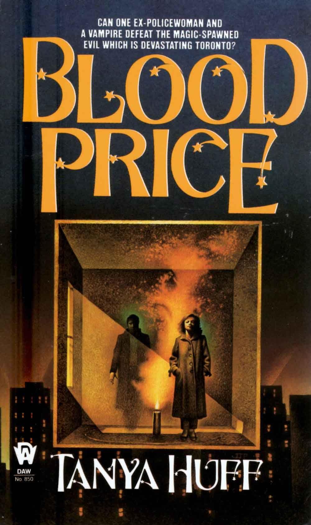 "Tanya Huff - ""Blood Price"""