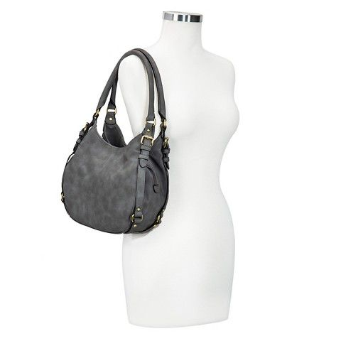Note for StitchFix: Hobo bags - didn't even know these existed until recently and this one I really like. Any bag has to be simple/plain, not a lot of embellishments, neutral in color. If you had this exact bag I would buy it in an instant. **** Merona® Timeless Collection Small Hobo Handbag