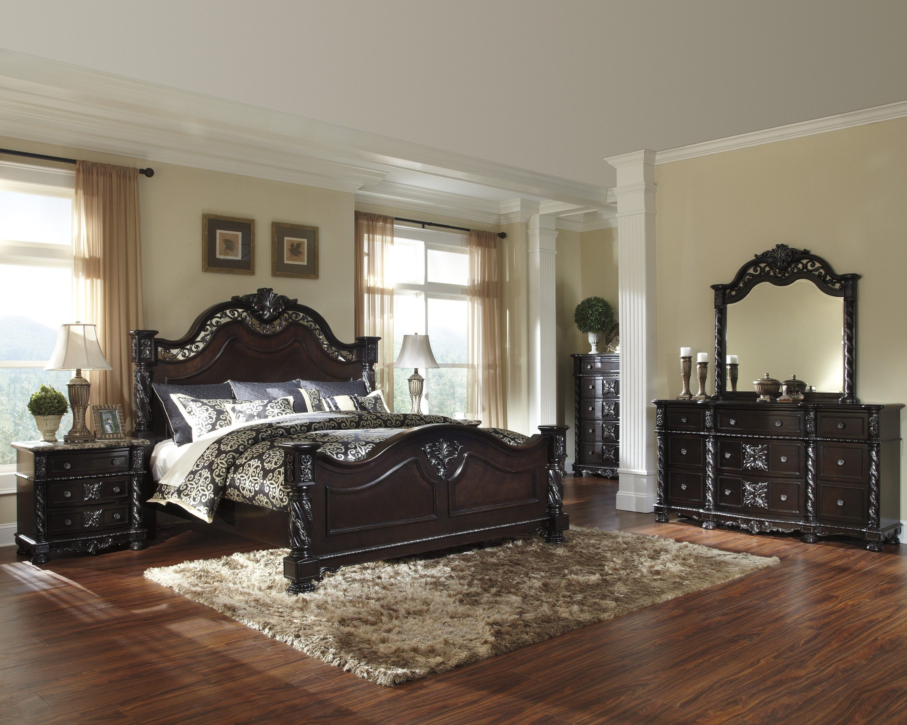 Buy Mattiner Bedroom Set By Millennium From 3300 Bedroom Pinterest