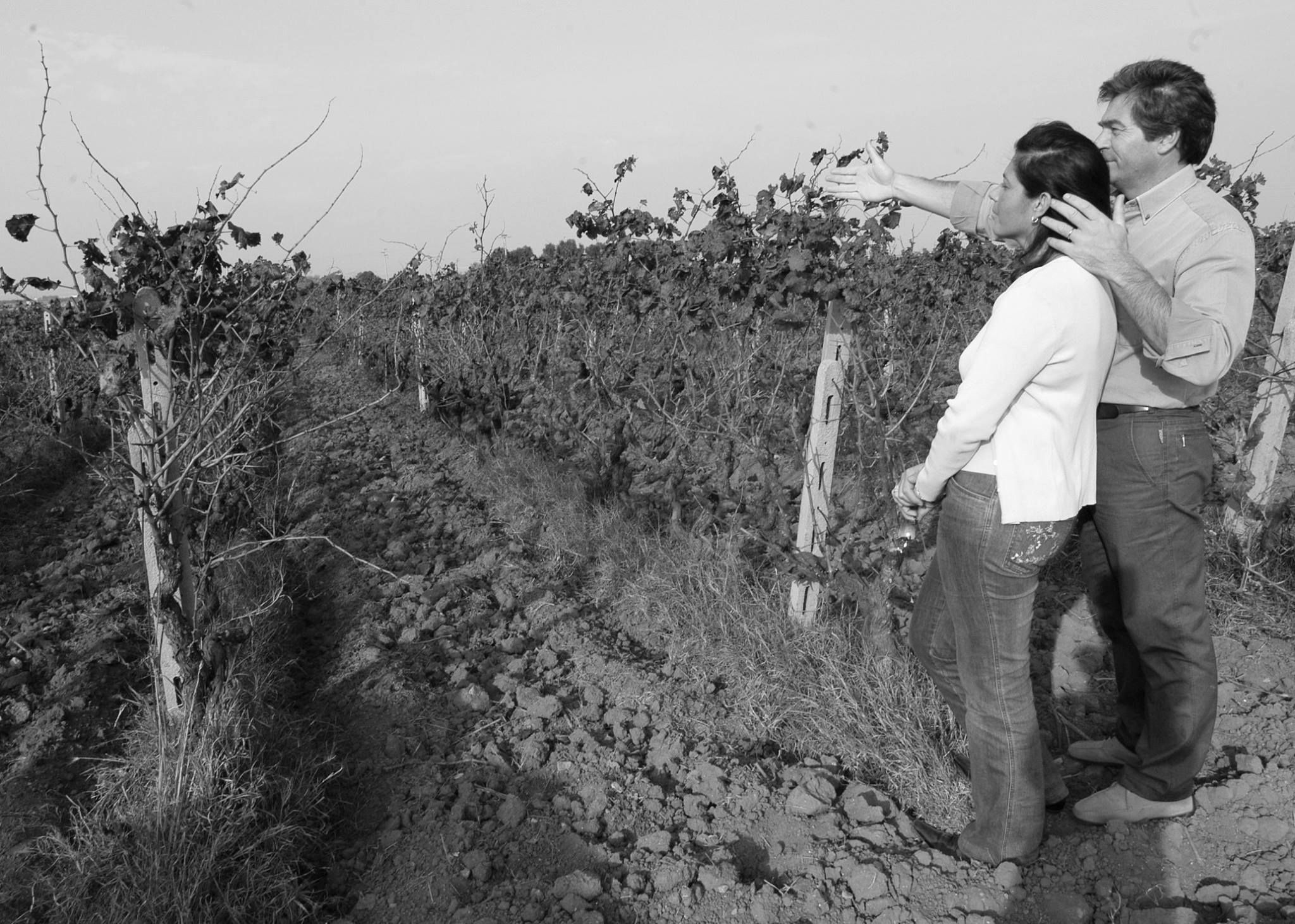I nostri vini nascono per ispirazione da tre generazioni.  Oggi Cosimo e Maria Teresa portano avanti questa storia, tra le più antiche della Puglia, che da sempre è sinonimo di eccellenza e grande personalità di vini. #Varvaglione #vigneevini #Puglia #vigneti #famiglia