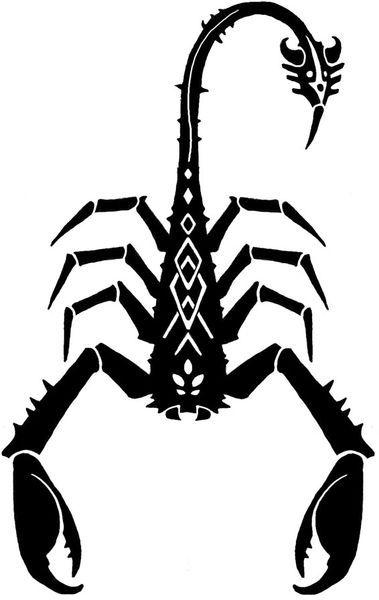Scorpion Tattoo, Tattoo Designs