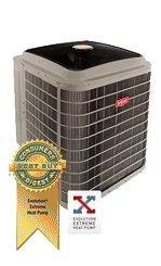 Home Heat Pump Heat Pumps Bryant Heat Pump Heating And Cooling Heating Cooling System