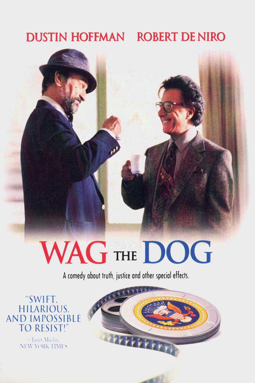 Wag the Dog (1997) Wag the dog, Streaming movies, Good