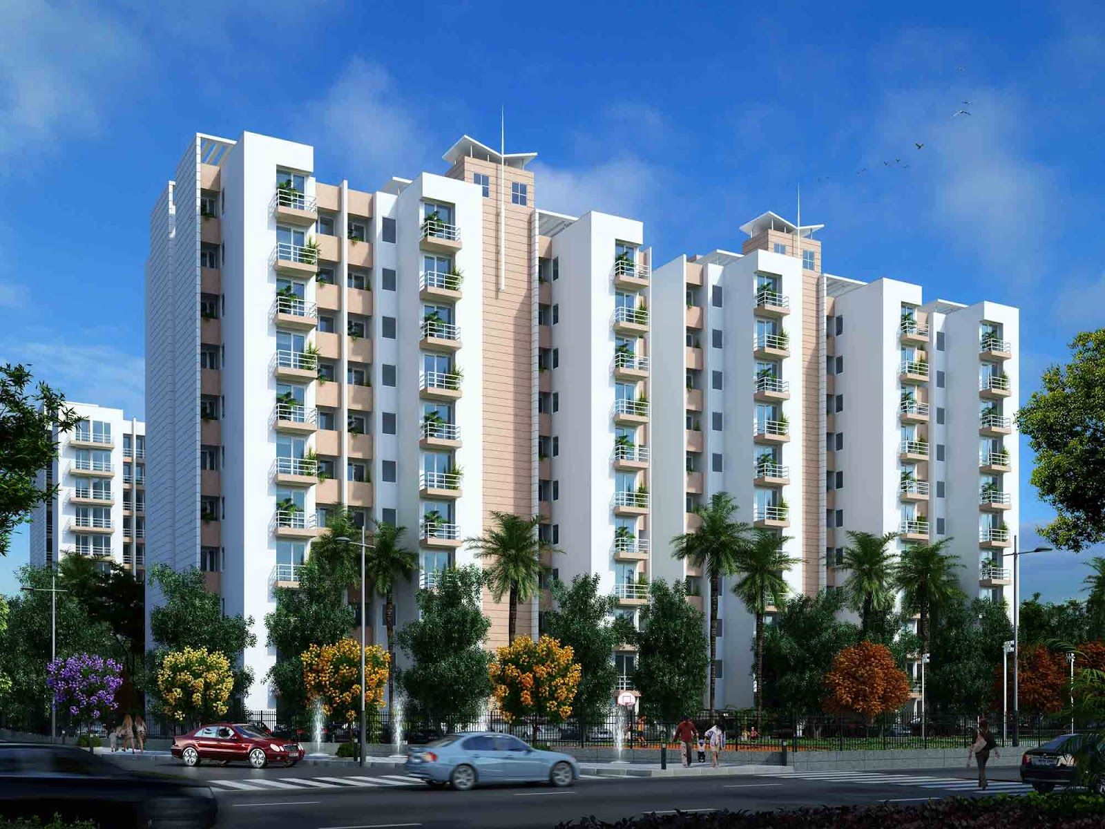 Sd Corp Vistas New Residential Apartments In Mumbai