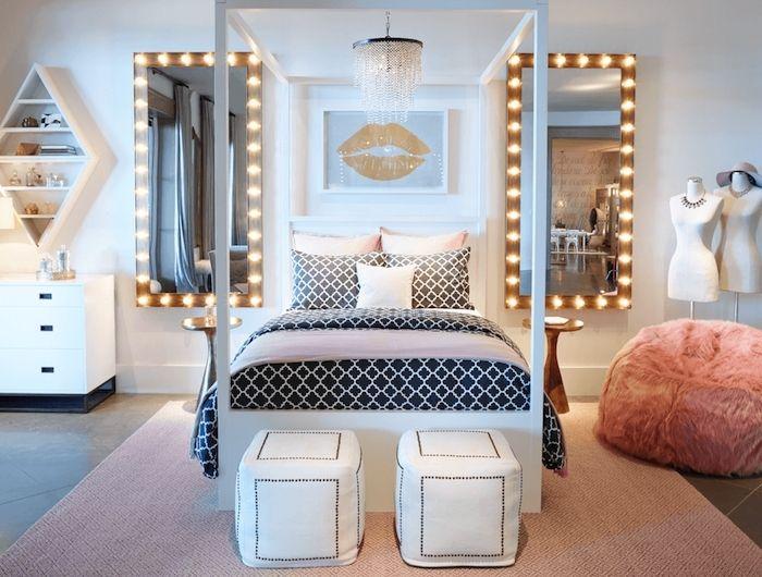 ▷ 1001 + idées comment aménager la chambre ado   decoracion   Deco ...