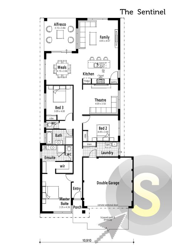 The Sentinel Home Design Smart Homes For Living House Design My House Plans Smart Home Design