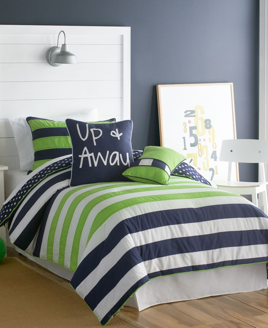 Big Believer Up And Away 2 Piece Twin Comforter Set Bed In A Bag