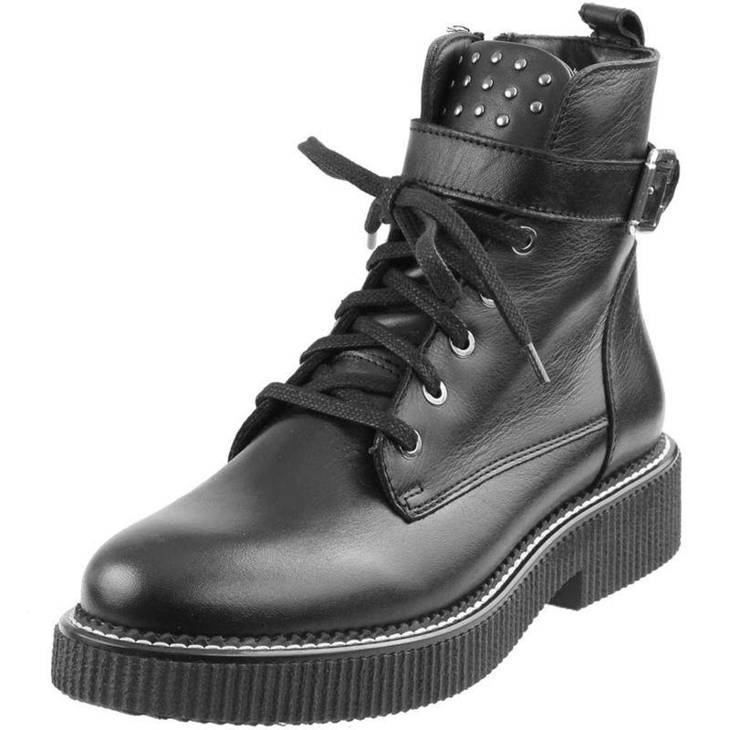 Boots Nessi 18457 Czarne 1 Women S Shoes Boots Boots Shoes Combat Boots