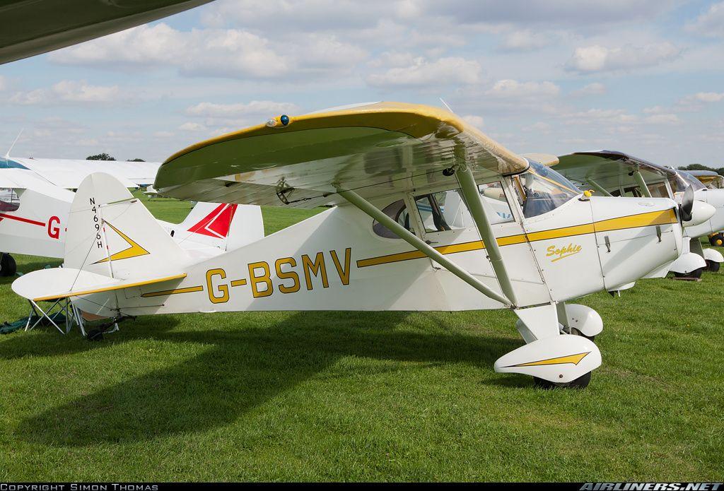 Piper PA17 Vagabond Untitled Aviation Photo 2456695