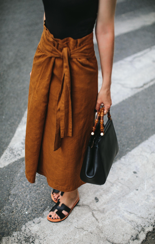 39e4b76472 Seaside Tones linen skirt €104 perfect for Summer
