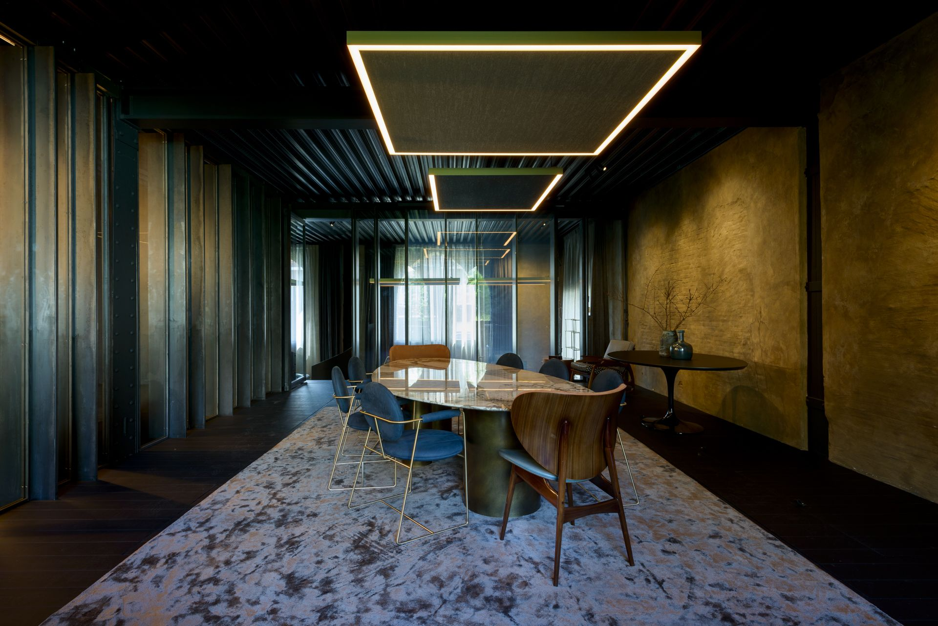 Light And Surface Interior Design Award Finalist Soundscape