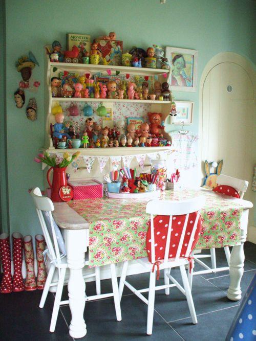 Kitschy Living Kitschy Kitchen Home Decor Decor