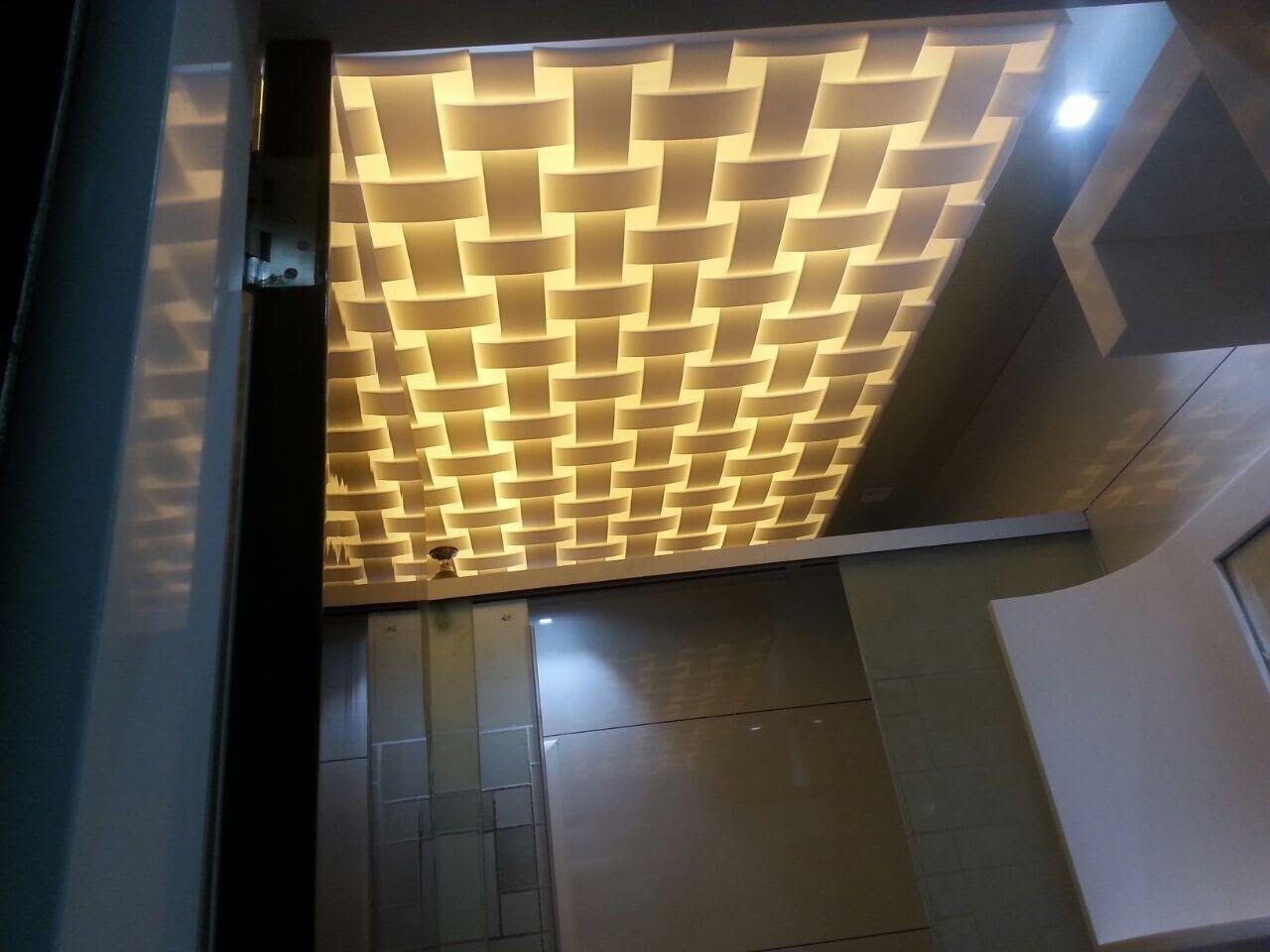 Ceiling Design In Corian Ceiling design, Corian, Ceiling