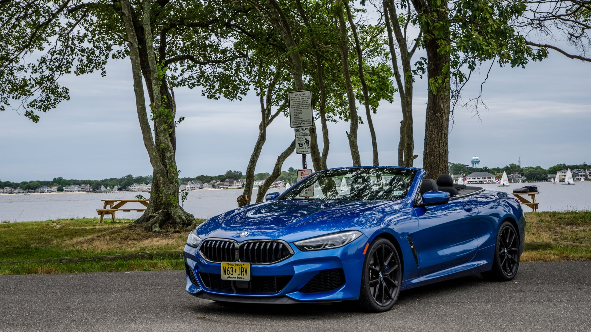Review Bmw M850i Convertible Bavaria S Greatest Grand Tourer