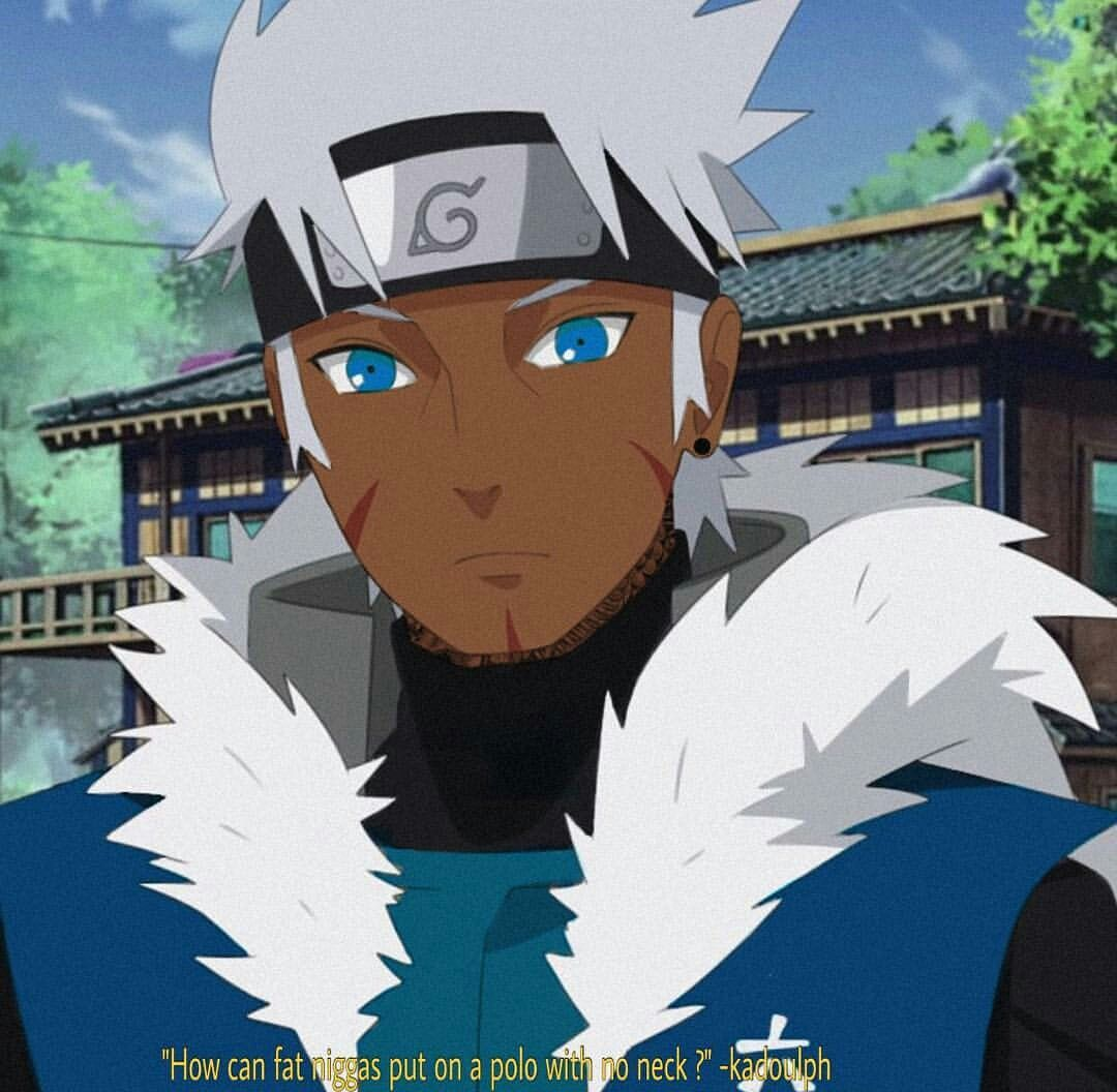 Pin by Darius on favorites Black anime characters