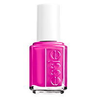 too taboo by essie - florescent fushia berry