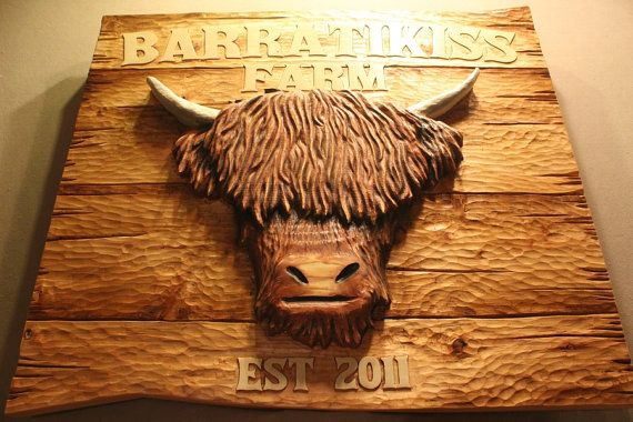 CARVED WOOD SIGNS | Handmade wooden signs | home signs | farm signs | personalized wooden signs | cabin signs | business signs | rustic sign