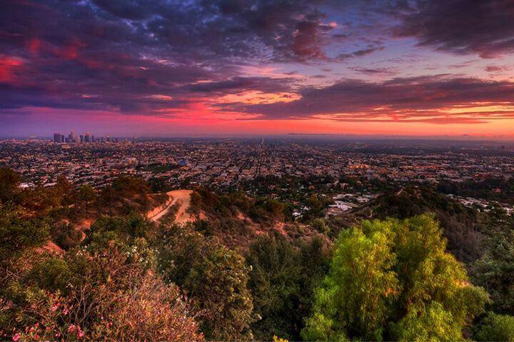Los Angeles... Wow
