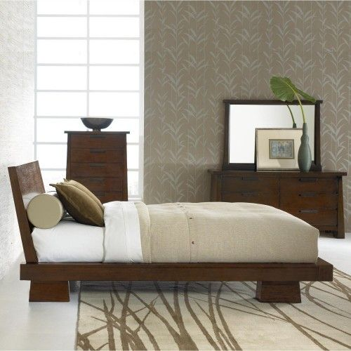 Love The Bed Frame Asian Inspired Bedroom Japanese Style Bedroom Asian Style Bedrooms