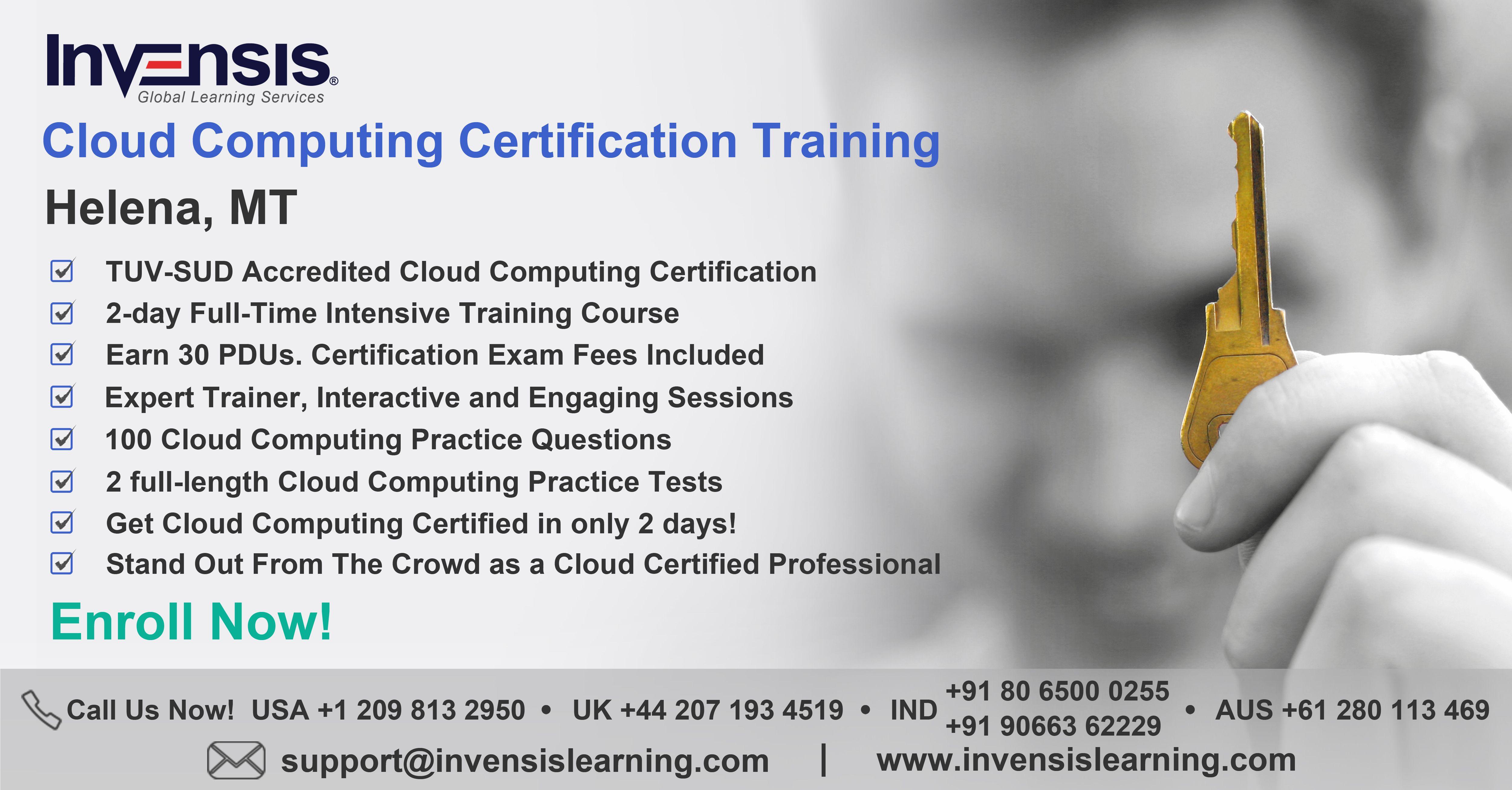 Get Tuv Sud Cloud Computing Elementary Professional Tccep
