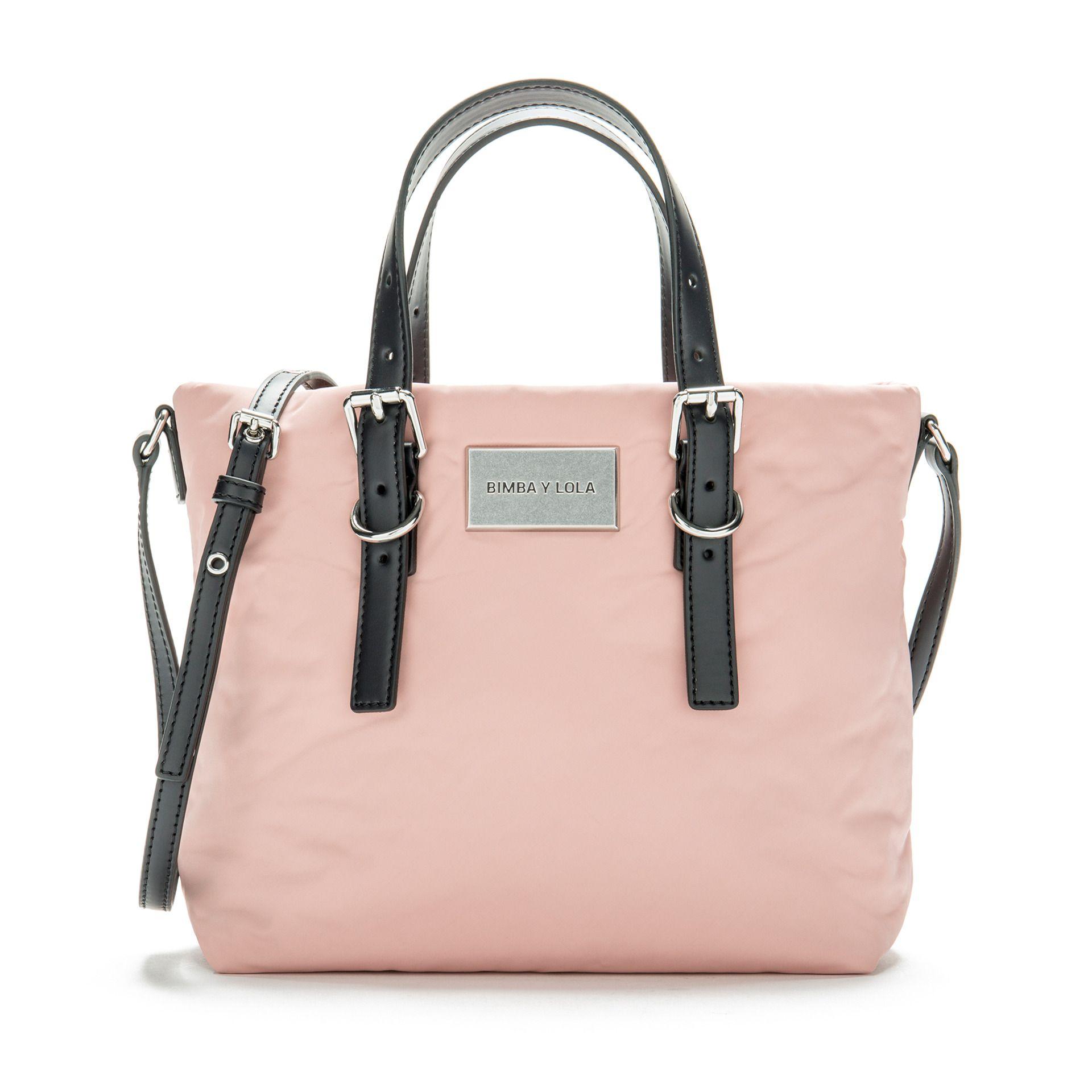 estilo de moda zapatos elegantes cupón de descuento Bolso tote rosa   Style   Bolsos, Bimba y lola y Rosas