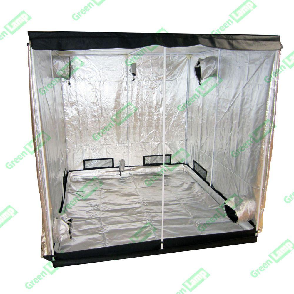 Premium Grow Tent 600D Silver Mylar Indoor Bud Box Hydroponics Dark Room  sc 1 st  Pinterest & Premium Grow Tent 600D Silver Mylar Indoor Bud Box Hydroponics ...