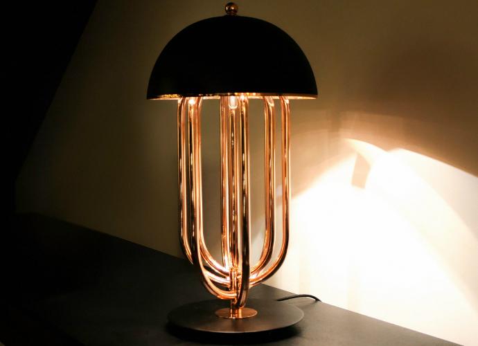 Turner Table Lamp, Delightfull