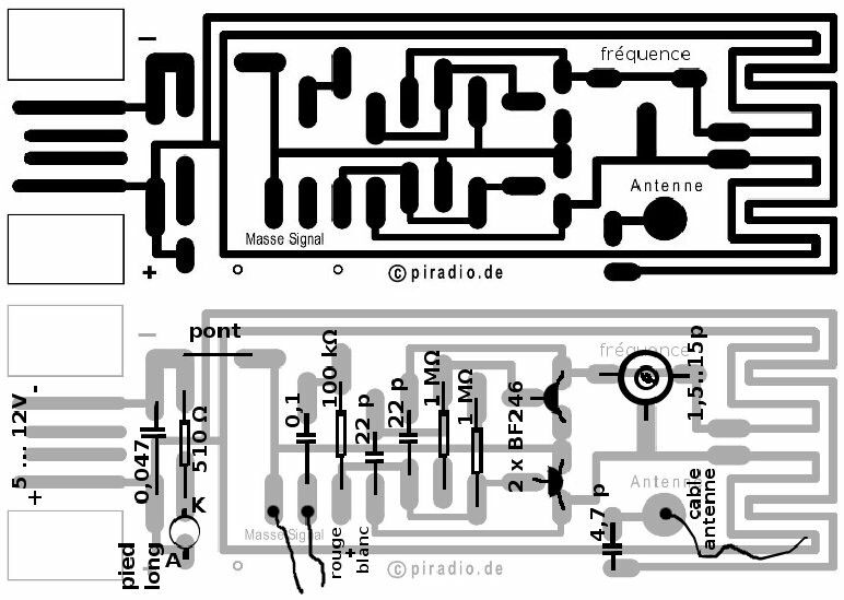 fm spy transmitter 2  usb powered