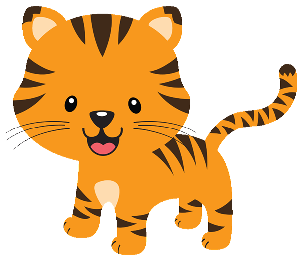 baby tiger clipart images illustrations photos paper images3 rh pinterest com cute baby tiger clipart free baby white tiger clipart