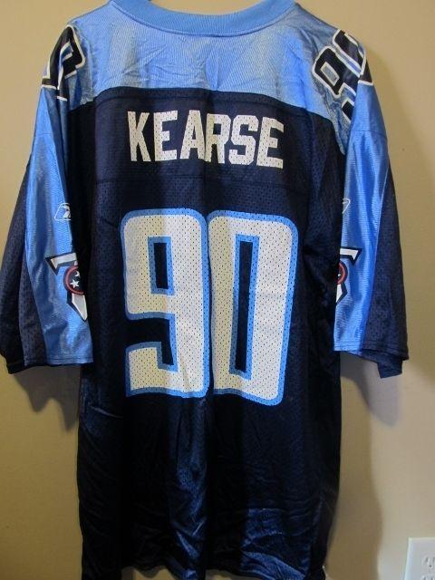 Jevon Kearse - Tennessee Titans Jersey - Reebok Adult X-large  Reebok   TennesseeTitans 2c0f74d6f