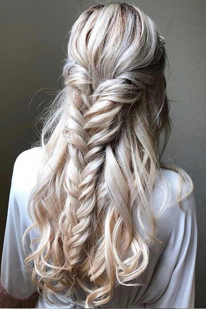 Half Up Hairstyles With Braids Platinum Blonde Highlights #halfuphalfdownhairstyles #longhair #promh...  #blonde #braids #hairstyles #halfuphalfdownhairstyles #highlights #longhair #platinum #promh #platinumblondehighlights Half Up Hairstyles With Braids Platinum Blonde Highlights #halfuphalfdownhairstyles #longhair #promh...  #blonde #braids #hairstyles #halfuphalfdownhairstyles #highlights #longhair #platinum #promh #platinumblondehighlights