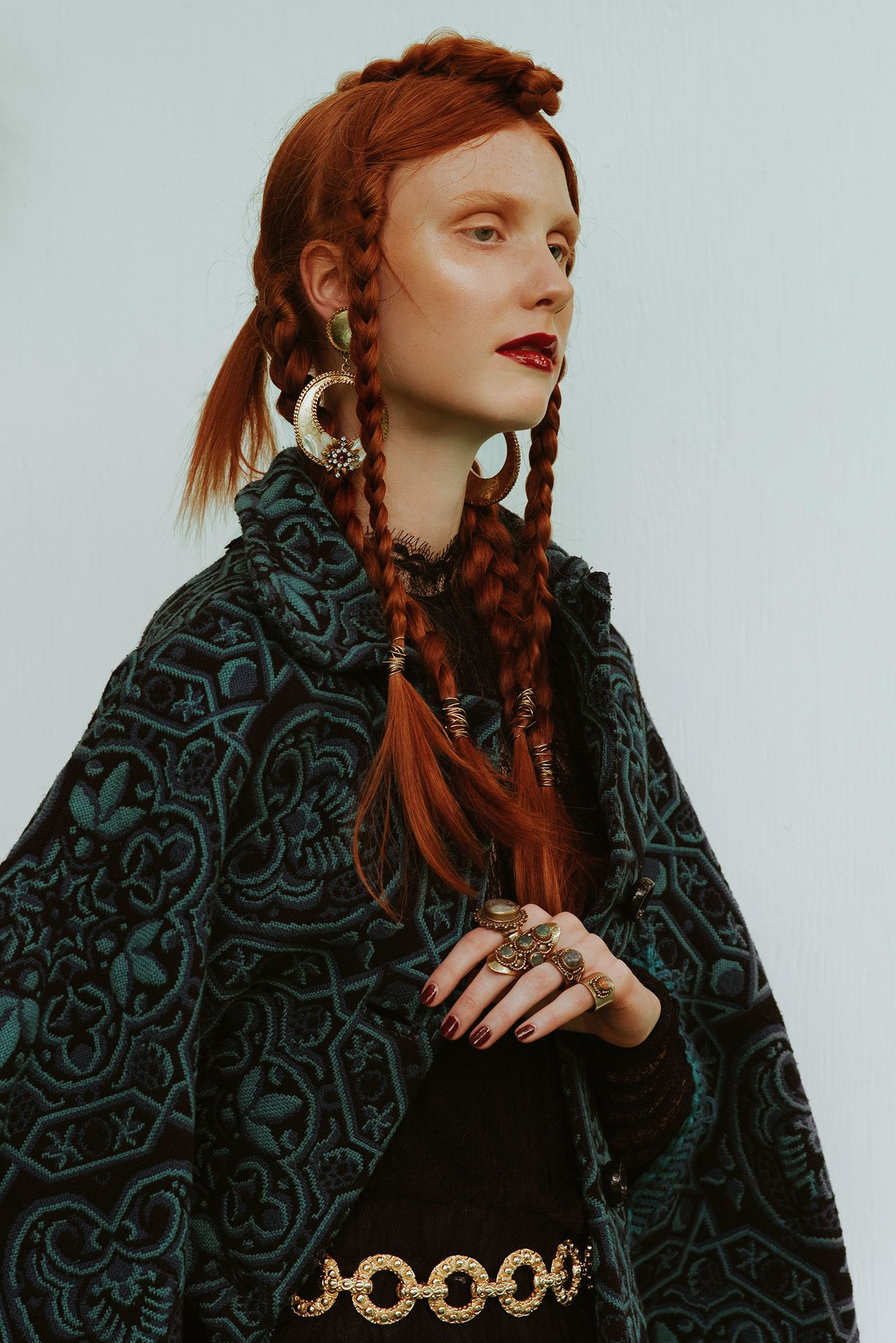 Kalinka Hair And Makeup By Mark Jordy Gonzales For Lucy S Magazine Hair Makeup Beauty Hair