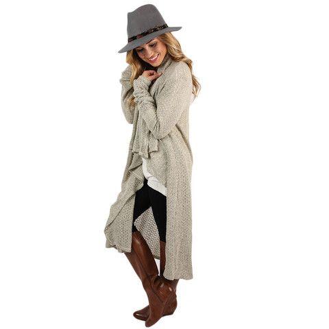 Hide & Go Chic Cardi | Impressions Online Women's Clothing Boutique