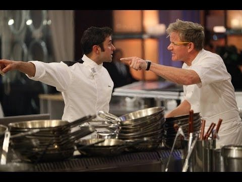 Fabulous Hells Kitchen After Show W Rock Harper Season 12 Home Interior And Landscaping Fragforummapetitesourisinfo