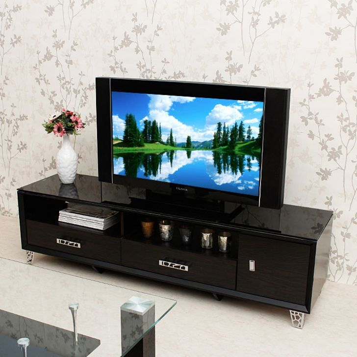 Home Entertainment Spaces: Fab Home Foster Entertainment Unit