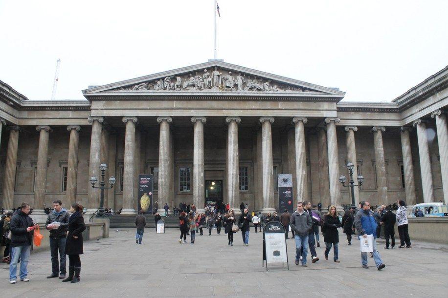 Museo Británico de Londres Museo britanico, Londres, Museos