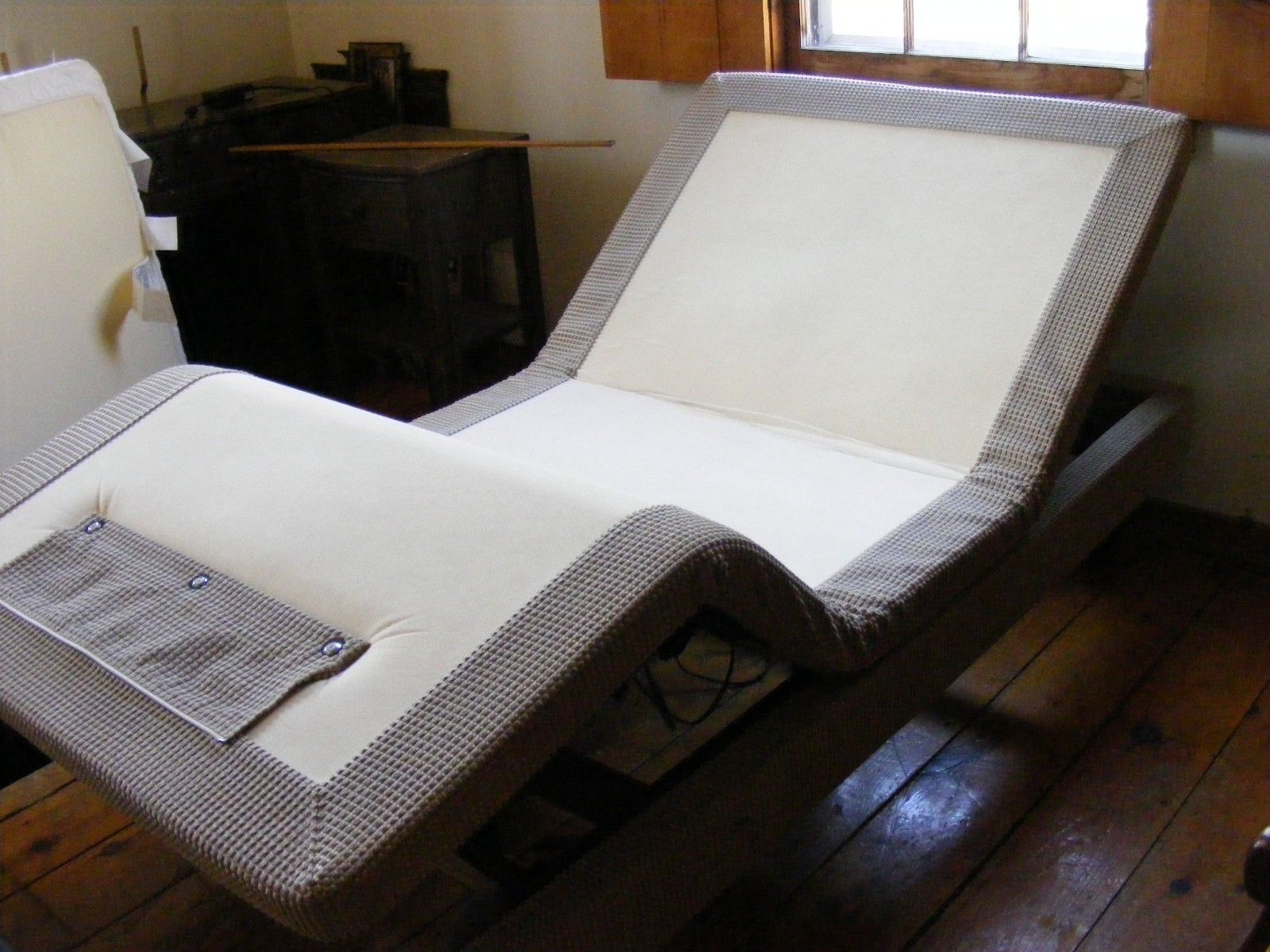 I Am Going To Upholster This Adjustable Bed Frame Mattress Serta