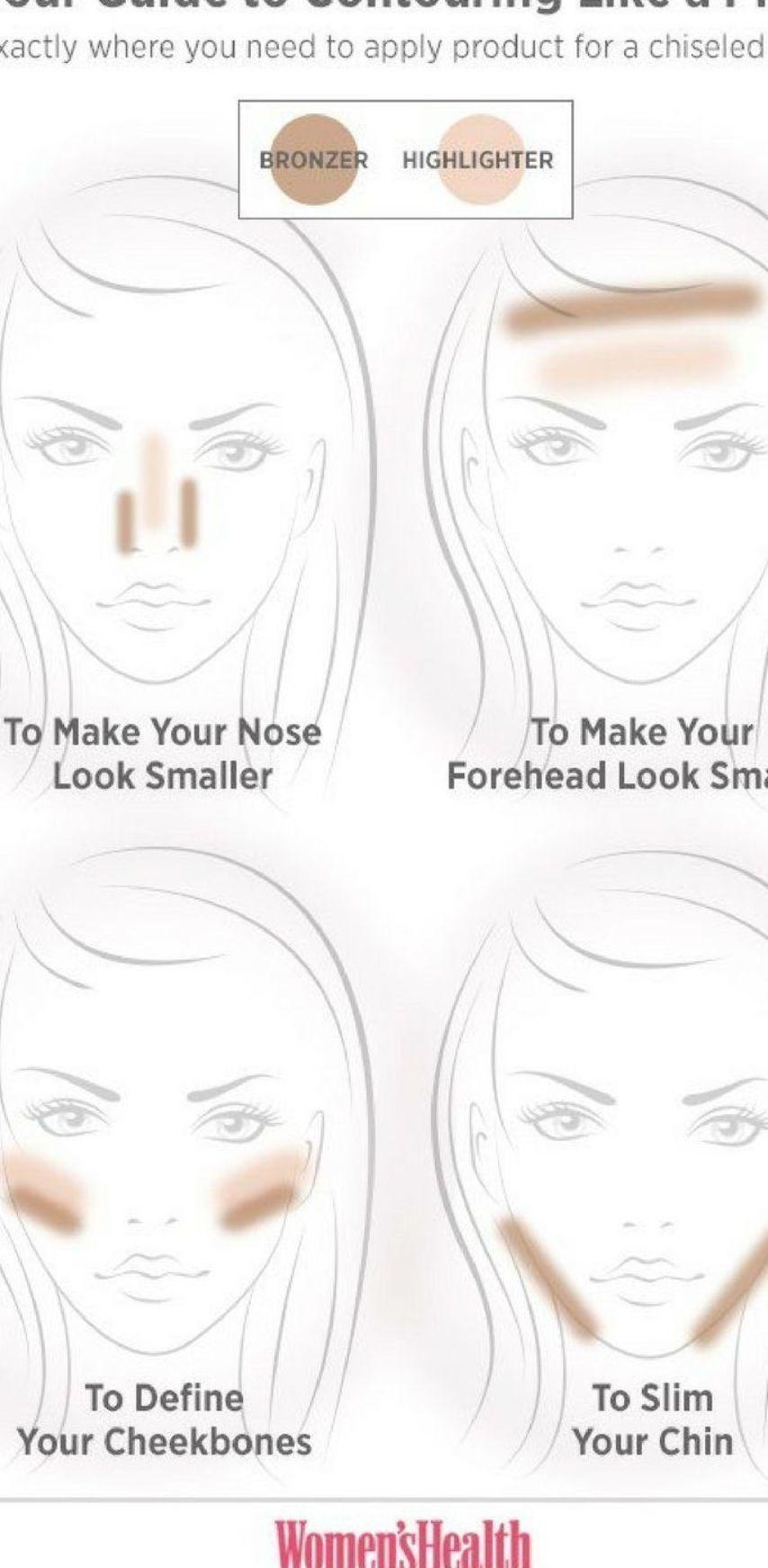 The Most Popular Makeup tips and tricks. Makeup HacksMakeup Tips