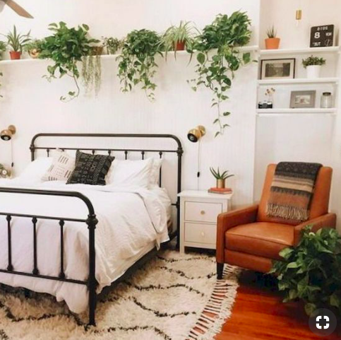 Boho Master Bedroom Ideas That You Need To See! images