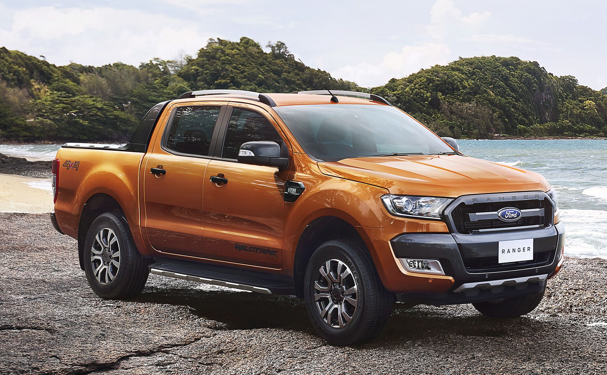 2015 Ford Ranger Wildtrak This Is The New Top Of The Line 2019