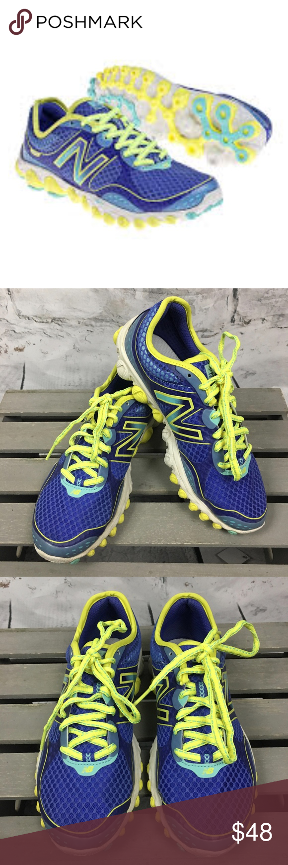 40adcb61d00e New Balance Minimus Ionix 3090 V2 New Balance Minimus Ionix 3090 V2  Preloved in excellent condition Great training shoes that helps promote  proper running ...